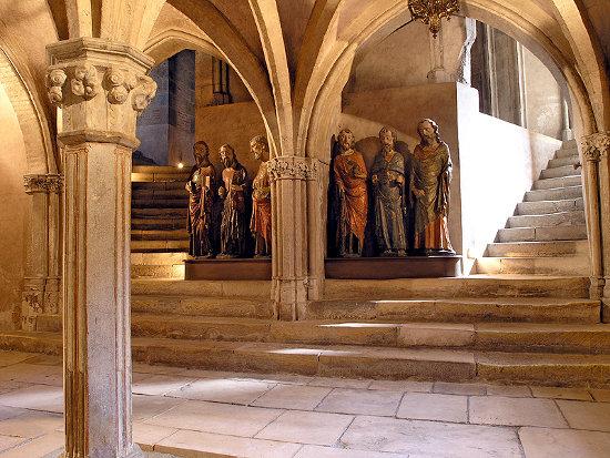 Crypte Basilique Saint-Sernin Toulouse