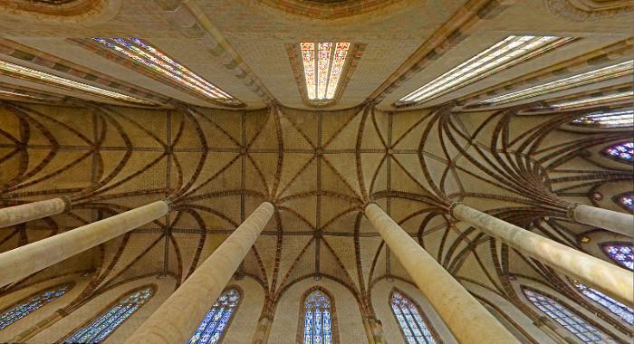 palmier église des Jacobins, Toulouse